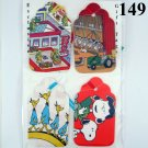 Handmade Young Children Gift Tag Set bookmark
