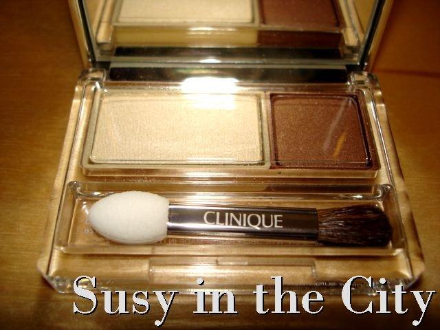 NEW Clinique Color Surge Eye Shadow Duo Buttered Bronze *PLUS BONUS CASH BACK!*