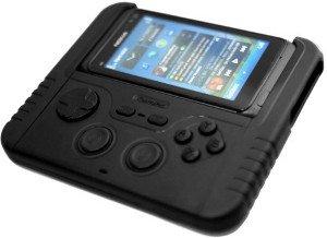 iControlPad - Droid / iPhone Gamepad Controller Accessory - Bluetooth Joystick