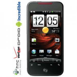 HTC Droid Incredible Smartphone - Good Condition