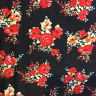 Floral Spandex Fabric