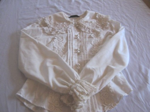 Innocent World Rose Creme Blouse