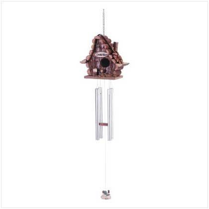 Birdhouse Windchime  34721