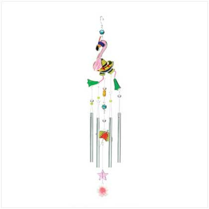 Flamingo Windchime  38047