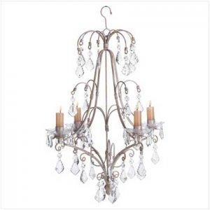 Elegant Candle Chandelier   33001