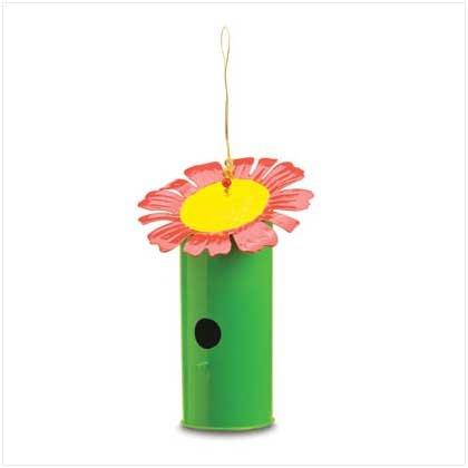 Flower Birdhouse  37734