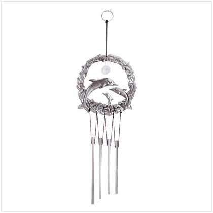 Dolphin Wind Chime  31194