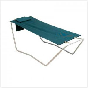 Four Point Hammock With Stand  36696