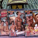 Adult Male Gay 3 DVD Bundle Special