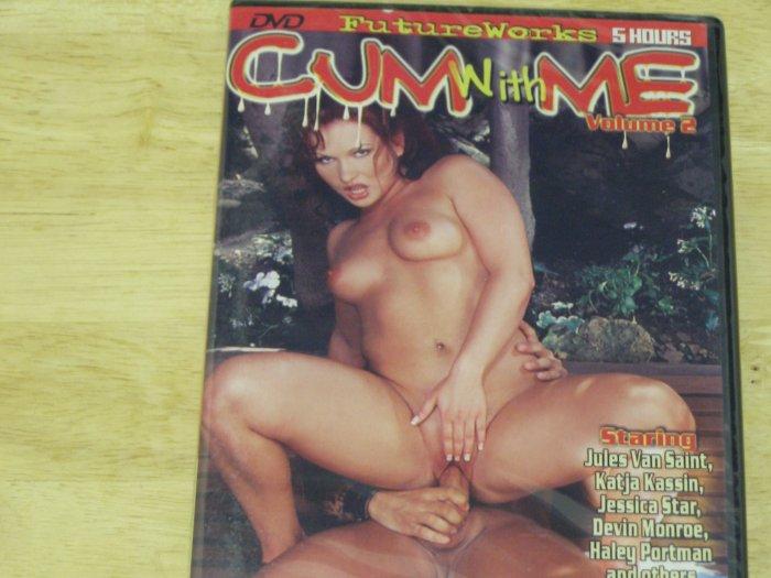 Adult DVD, Cum with Me (C-102)