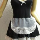 lingerie,sexxy maid outfit (D-34)