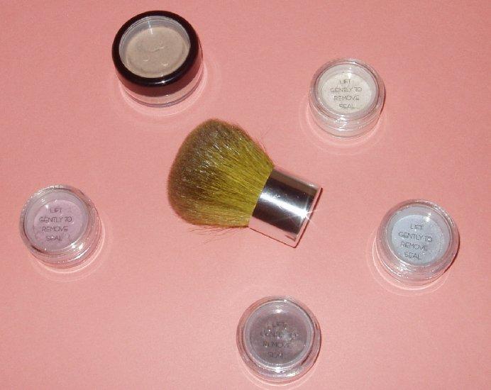 Mineral Makeup Starter Set