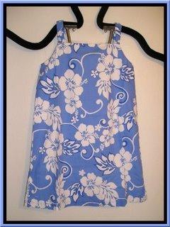 Girls Boutique Tropical Floral Blue Dress CWDkids Size 14 New NWT