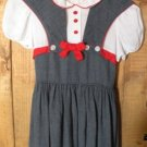Child's Vintage School Dress