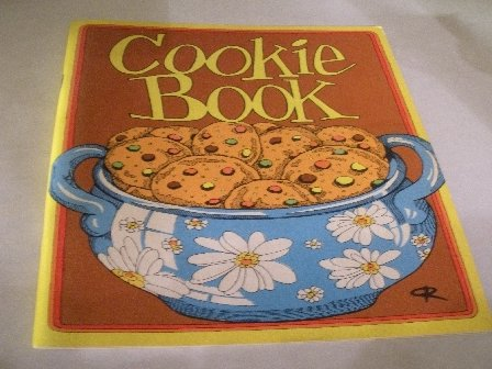 1977 Cookie Book, Cookbook by Irena Chalmers