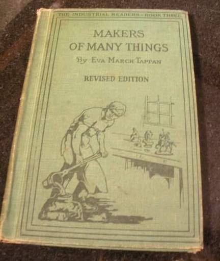 1929 Maker of Many Things Book, Revised Edition, TN