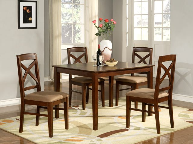 Dining Chair Set Square