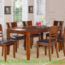 RECTANGULAR DINETTE KITCHEN DINING TABLE 36X66 WITHOUT CHAIRS IN ESPRESSO, SKU: LYT-ESP-T