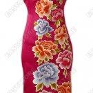 Luxuriouss Peony Embroidered Cheongsam