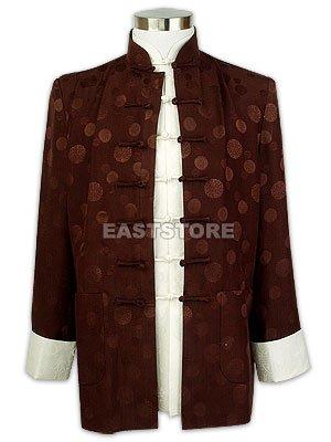 Silk Longevity Kung Fu Jacket