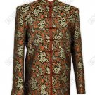 Refined Dragon Brocade Man Jacket