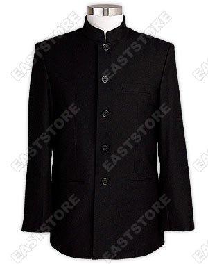Cool Wool Man Jacket--Zhongshan Zhuang
