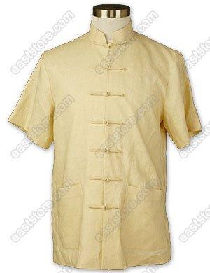 Traditional Man Linen Shirt