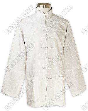 Cool Linen Kung Fu Jacket