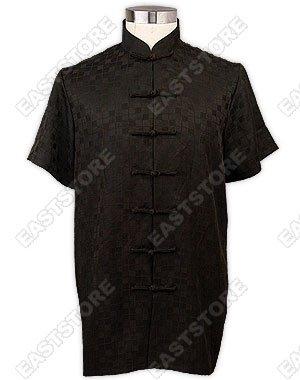 Silk Kung-Fu Shirt