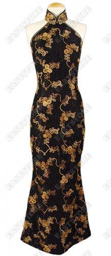 Half-back Style Fishtail Lace Cheongsam