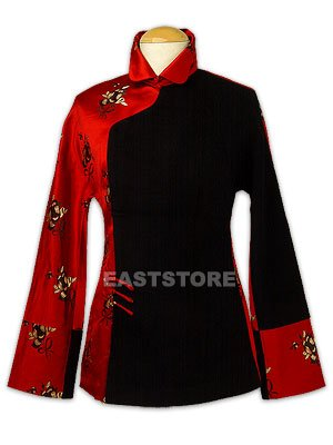 Chinese Brocade/Woolen Jacket