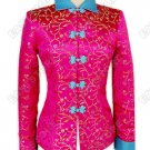 Joy Flying Butterfly Brocade Jacket(Quilted)