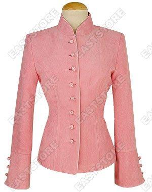 Simple Suedette Jacket
