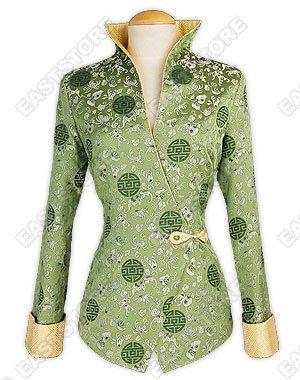 Feminity Brocade Jacket