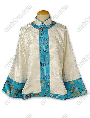Traditional Patched Dragon Brocade Jacket