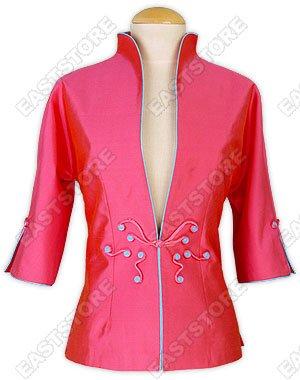 Unique Thai Silk Jacket