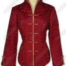 Graceful Bessing Patterns Brocade Jacket