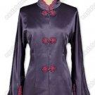 Gracious Silk Velvet Jacket