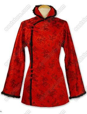 Traditional Dragon Brocade Jacket
