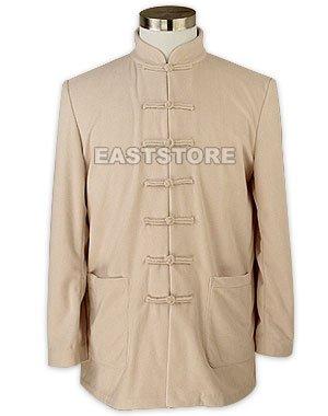 Great Fleece Kung Fu Jacket
