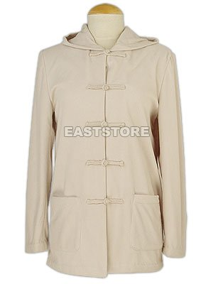 Simple Fleece Jacket
