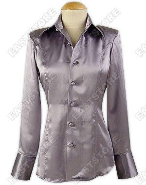 Simple Silk Shirt