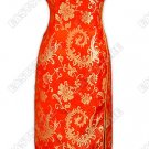 Gracious Brocade Dress