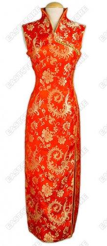 Gracious Brocade Dress