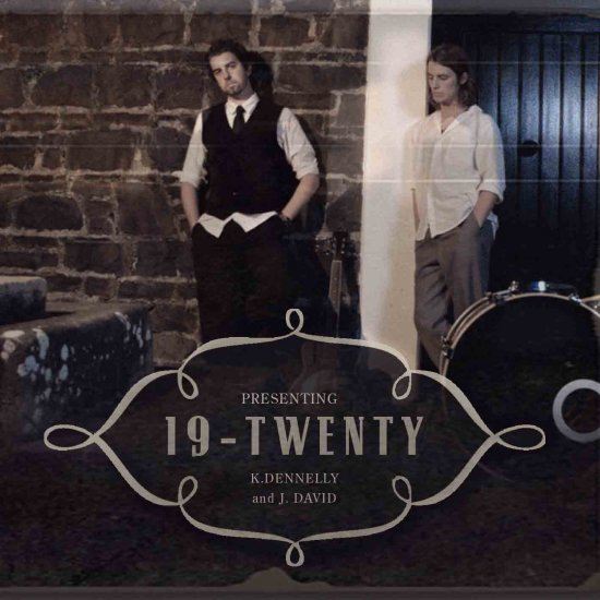 19-Twenty's Debut Self-Titled Album