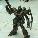 Gundam Robot Metal Sculpture Art