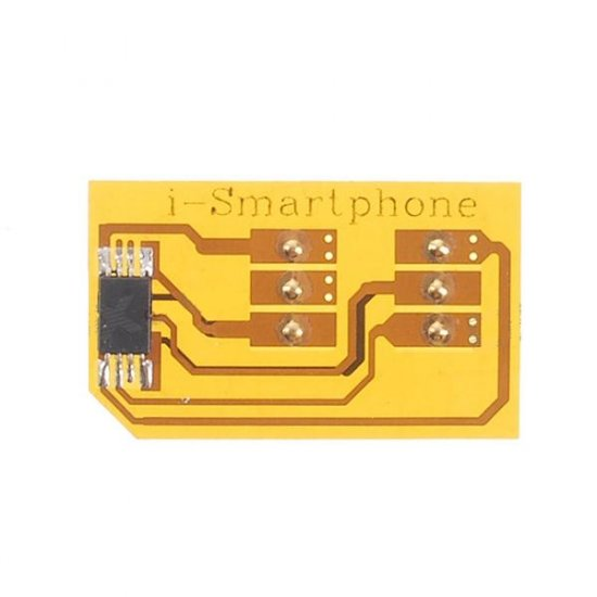 i-SmartSim 2008 SIM Card Unlock Attachment for Nokia and Most Other Cell Phones