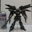 Freedom Gundam Robot Metal Sculpture Art