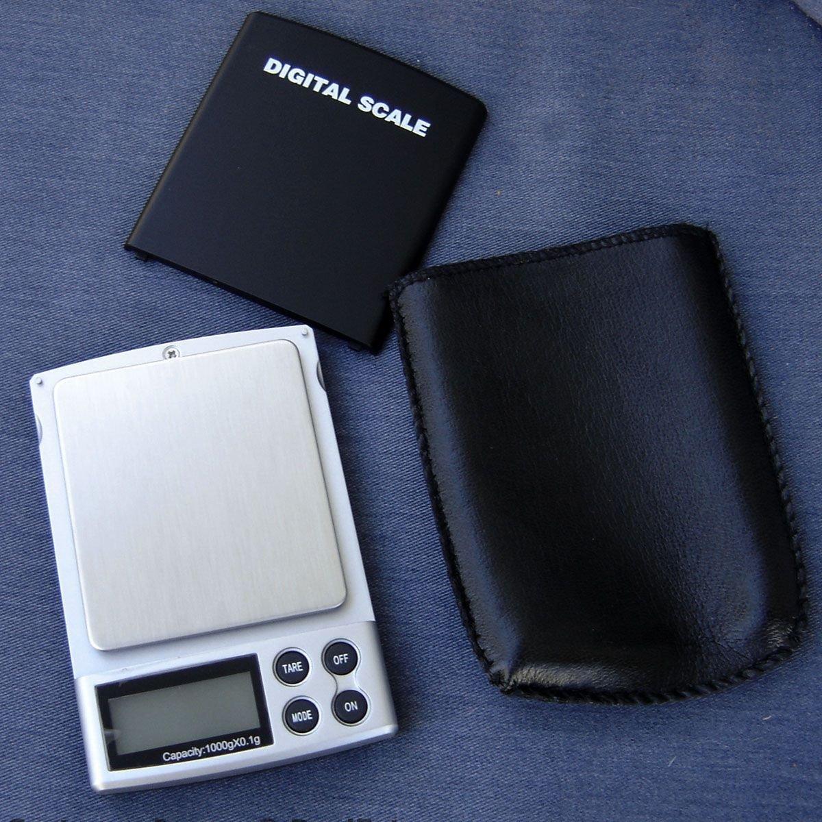 DIGITAL POCKET SCALE  1kg