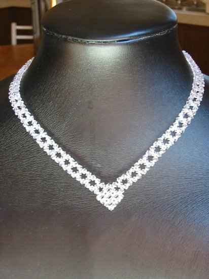 Stella Bridal Necklace